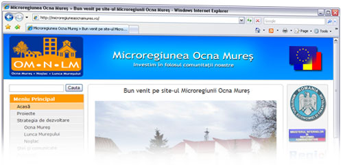 MicroregiuneaOcnaMures.ro